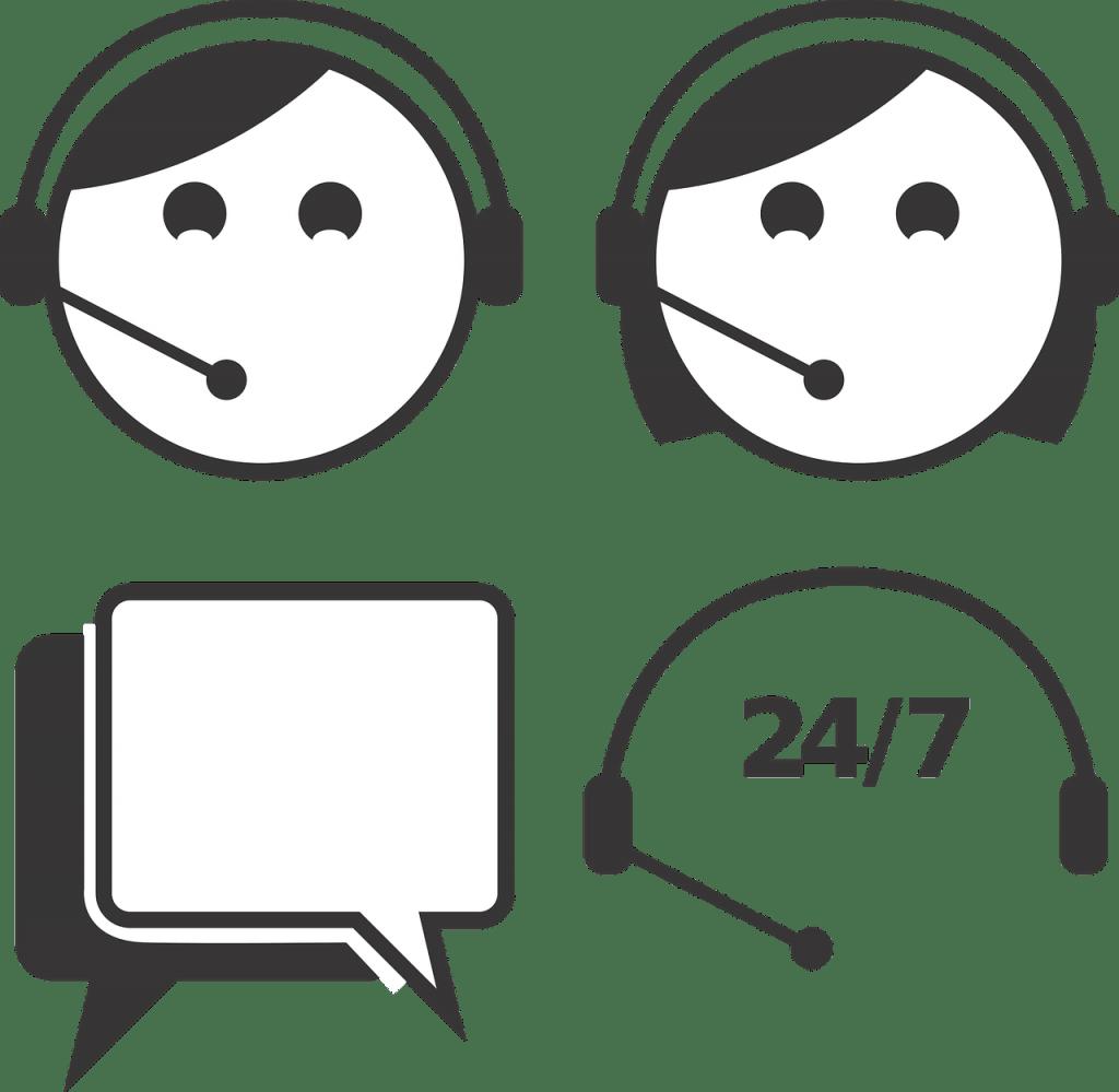 Interacción con clientes