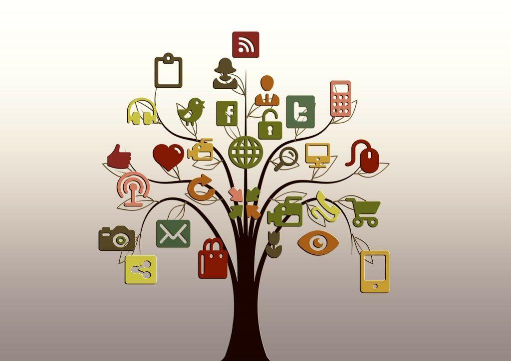 social media conseguir clientes