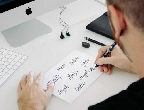 Diseño gráfico para empresas: 5 tendencias en logotipos