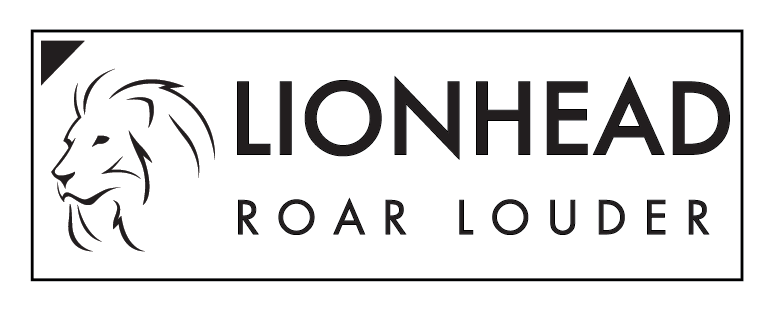 Lionhead Marketing Logo