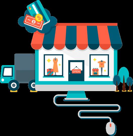 servicio creación ecommerce
