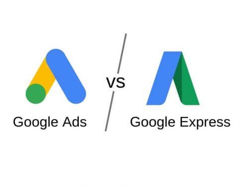 Google Ads vs Google Express